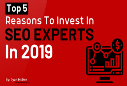 Top 5 Reasons To Invest In SEO Experts in 2019 2 SEO Experts