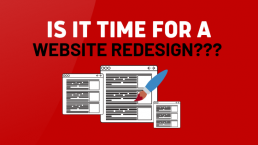 Website Redesign? 8 Reasons Why It's Time 1 website