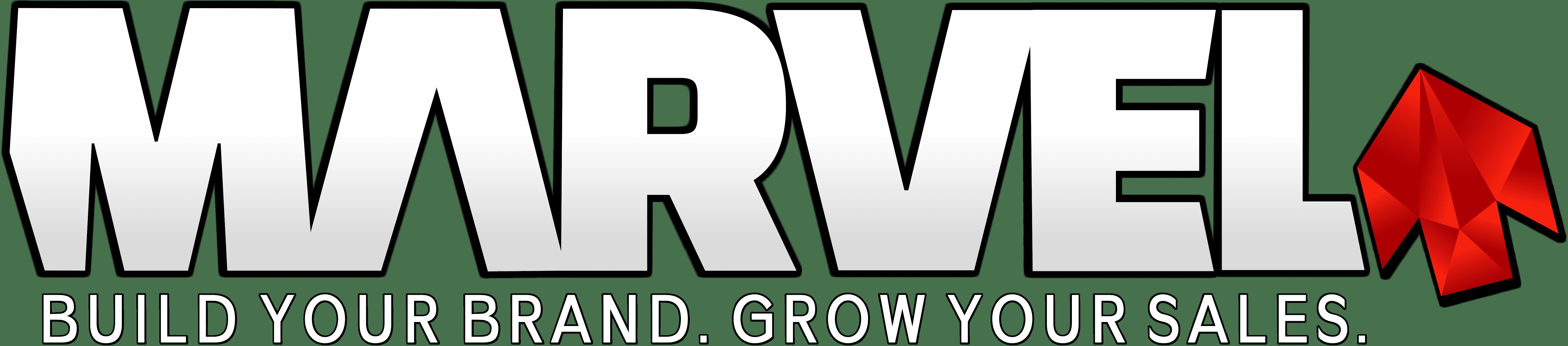 Marvel Marketing Logo