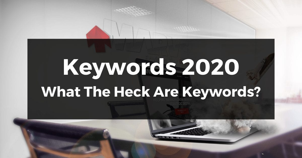 Keywords 2020 - Marvel Blog Post - April 8, 2020