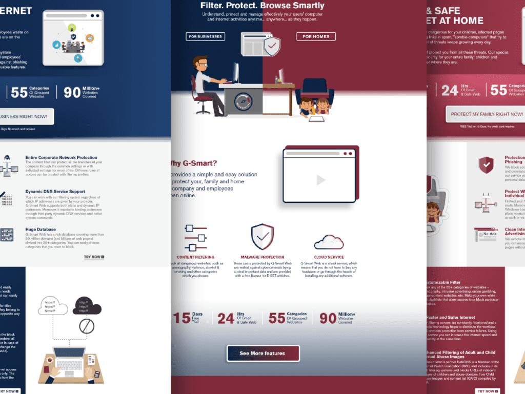 RapidSmart™ Web Design