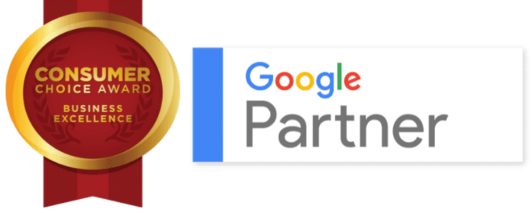 SEO Award & Google Partner (1)