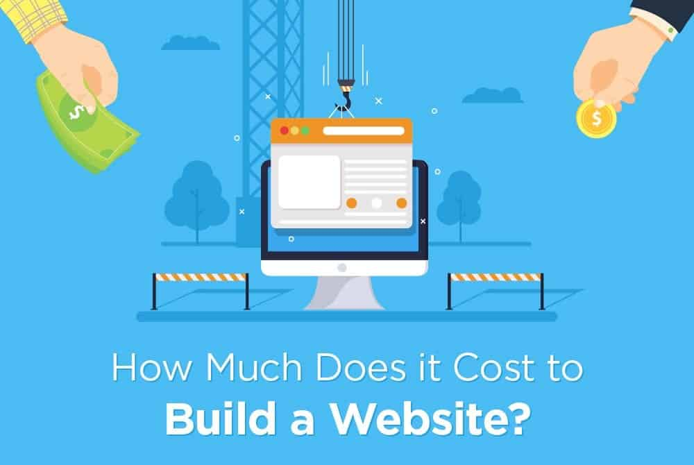 Marvel Marketing - Calgary Digital Marketing Agency Build-a-Website-01 Web Design Pricing: What is the Cost of A Website in 2020?