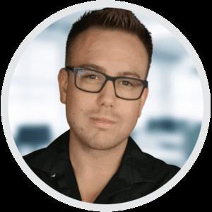 Ryan McRae at Marvel Marketing