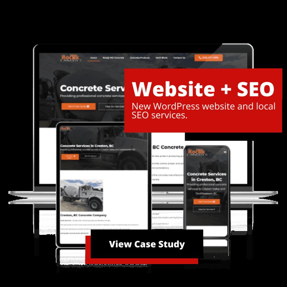 Marvel Marketing - Calgary Digital Marketing Agency Website-and-SEO-for-Roctek-Marvel-Marketing-Web-Design-Services Home